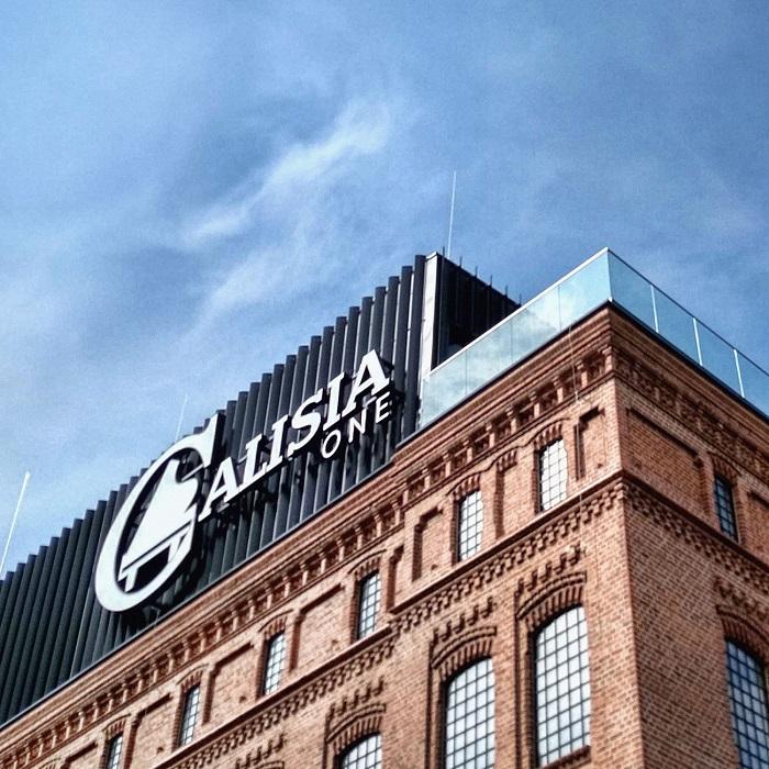 Calisia One w Kaliszu z certyfikatem BREEAM International Refurbishment & Fit-Out 2015